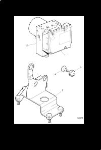 ANTI LOCK BRAKING SYSTEM MODULATOR