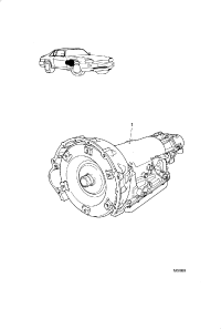 GEARBOX 6 0 LITRE AUTOMATIC