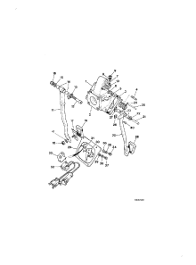 BRAKE AND CLUTCH PEDALS
