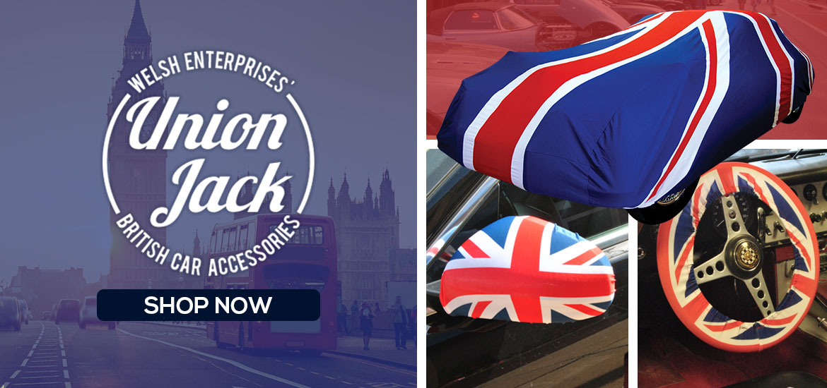 Union Jack Car Accessories