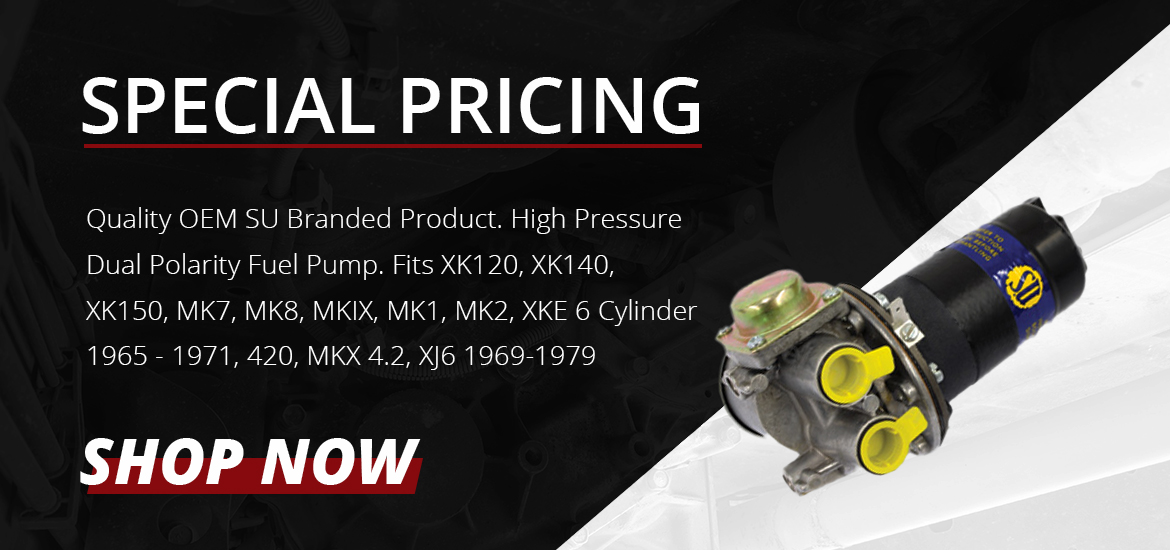 Quality OEM SU Branded Product. High Pressure Dual Polarity Fuel Pump
