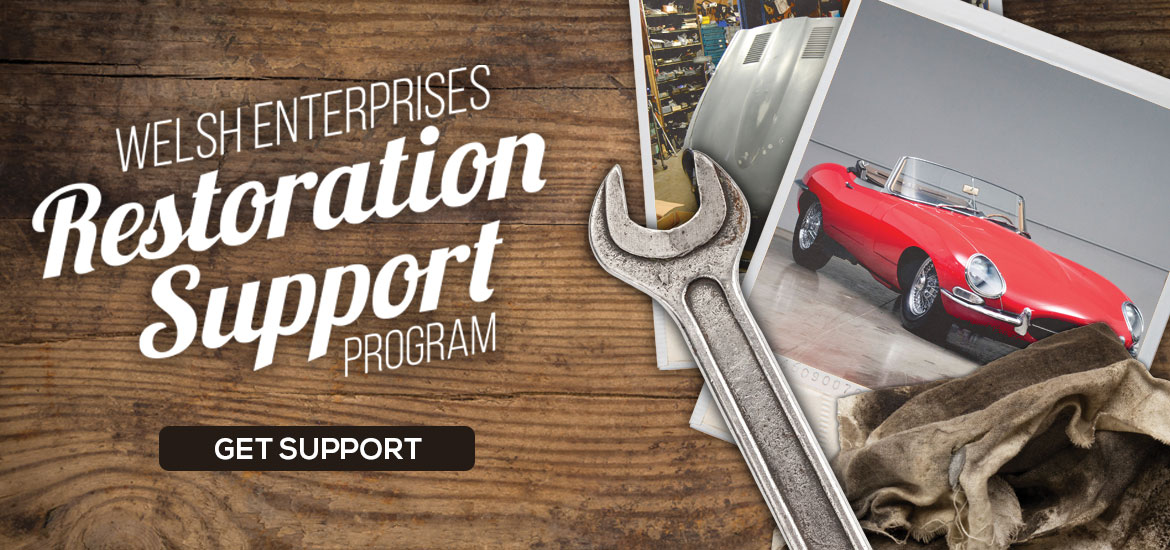 Restoration Part Support
