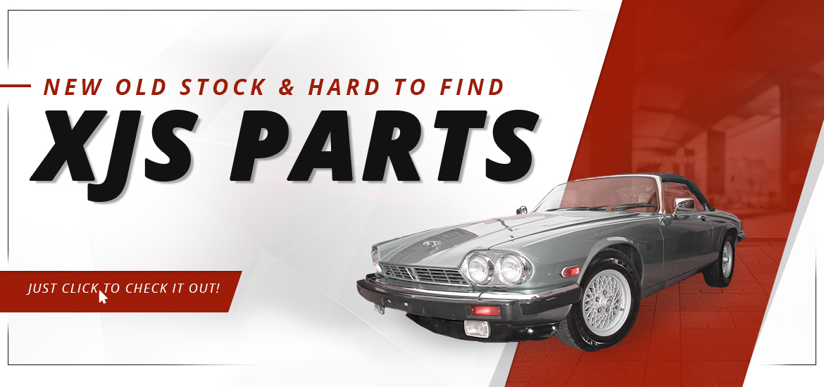 New Old Stock & Hard To Find XJS Parts