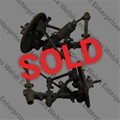 Jaguar XK120/140 Front Suspension - Used