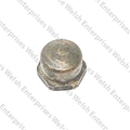 Jaguar Oil Filter Relief Valve Cap - NOS