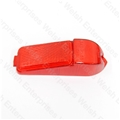 Jaguar Lens Side Marker Right Hand Rear -Red