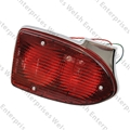 Jaguar Right Hand Rear Red Tail Lamp Assembly