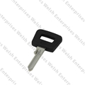 Jaguar Blank Ignition Key