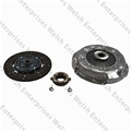"Jaguar 10 1/2"" Clutch  Kit - 3 Pcs"