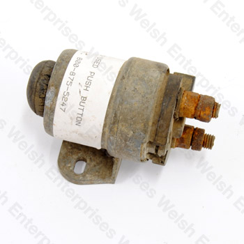 Jaguar Push Button Solenoid (Used)