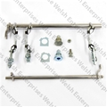 Jaguar Throttle Linkage Kit