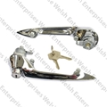 Jaguar E-Type Door Handle Pair