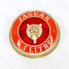 Jaguar 3.4 Grille Badge