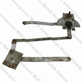 Jaguar Left Front Window Regulator - USED