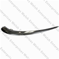 Jaguar Right Hand Rear Bumper - Replate