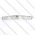 Jaguar Chrome Upper Grille - NOS