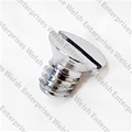 Jaguar Quarter Light Pillar Screw