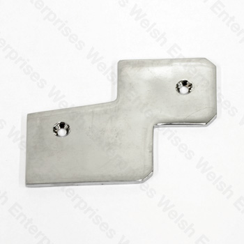 Jaguar Left Hand Pillar Finishing Plate