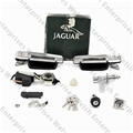 Jaguar Lock Handle Kit
