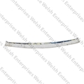 Jaguar Front Bumper Center Chrome (With Washer Holes)
