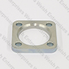 Jaguar Front Exhaust Pipe Flange