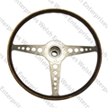"Jaguar Original Steering Wheel - 16"" - Used"