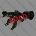 Jaguar Early Upper Steering Column (Collapsible) - REBUILT