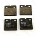 Jaguar Parking Brake Pad Set