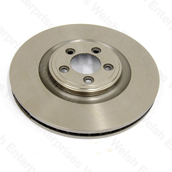 Jaguar Front Brake Rotor - 355Mm