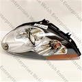 Jaguar XK Headlight Assembly - Left Hand - B-Grade