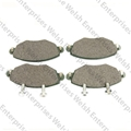 Jaguar Front Brake Pad Set