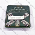 Jaguar Locking Lug Nut Kit X-Type