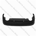 Jaguar X-Type Rear Bumper Cover - Dark Grey - BPG