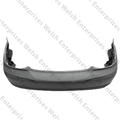 Jaguar X-Type Rear Bumper Cover