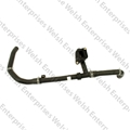 Jaguar Top Radiator Hose With Thermostat