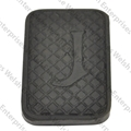 "Jaguar Pedal Rubber Pad - ""J"" - Brake / Clutch"