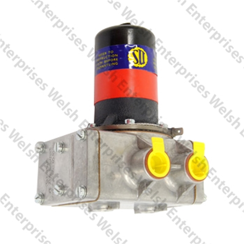 Jaguar Electronic Fuel Pump - Positive Ground