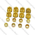 Jaguar EGR Fitting Kit (16 pieces)
