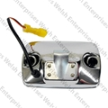 Jaguar Front Fog Lamp Housing