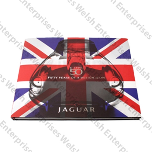 Jaguar E-Type 50th Anniversary Book