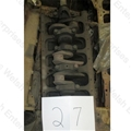 Jaguar 3.4 (3 1/2) Engine Block - MK7 - Used - A90xxx