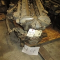 Jaguar 3.8 Engine MK2 Used