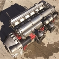 Jaguar 3.4 XK120 Engine Used