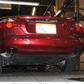 Jaguar XK8 Twin Tip Sport Exhaust