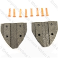 Jaguar Handbrake Pad Set