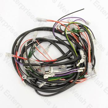 Jaguar E Type Wiring Harness. Jaguar Wire Wheels, Jaguar Xjs ... on