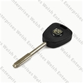 Jaguar Blank Key - Spindle Type
