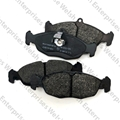 Jaguar Eurospare Rear Brake Pads
