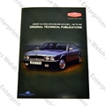 Jaguar XJ6/XJ40 (1988-1994) - Dvd Manual