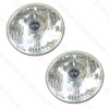 "Jaguar 7"" J-Lamp Pair - Right Hand Drive - Nos"
